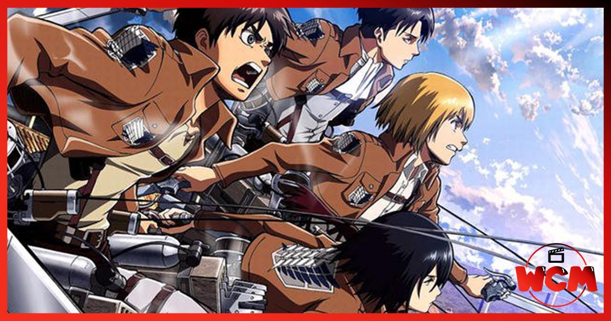 Shingeki no Kyojin de retour sur Netflix !
