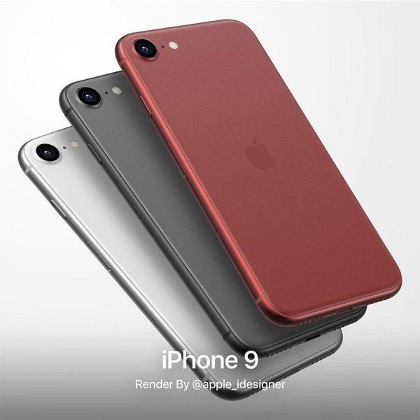 Apple iPhone 9 ou SE 2 ? L'iPhone à moins de 500E
